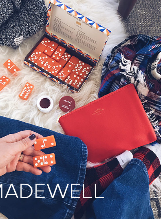 Day 12: Madewell