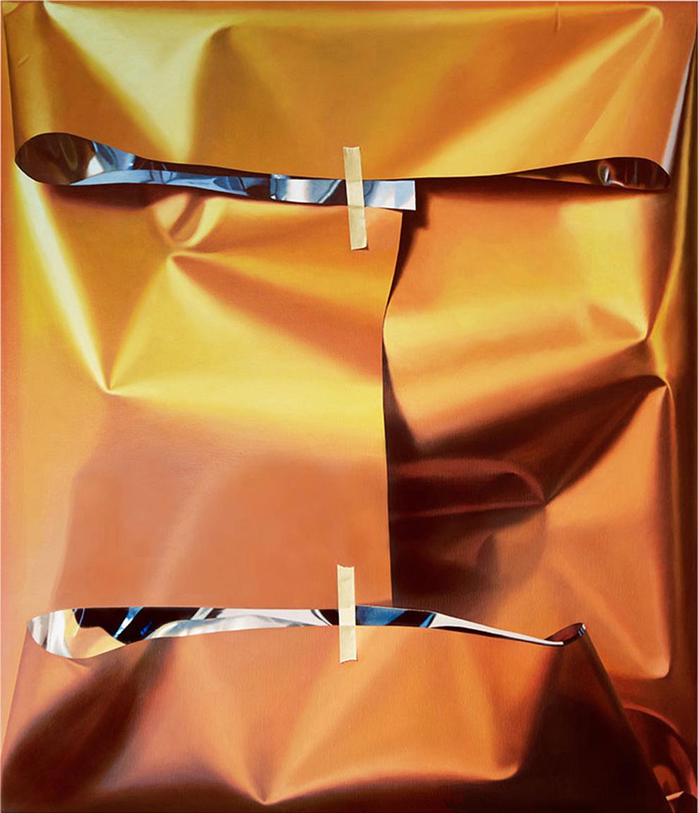 Yrjš Edelmann An important property of orange Galleri Bergman K
