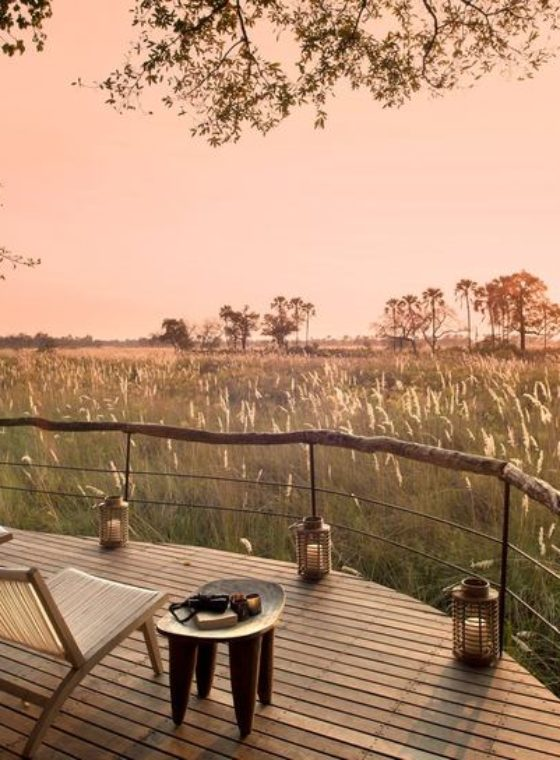 Sandibe Safari Camp