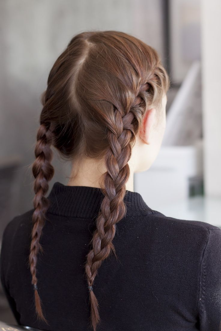 Double French Plaits – Honestly WTF