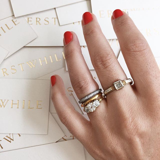 Where To Shop For Antique Rings – Honestly WTF