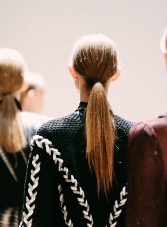 NYFW Fall 2016: All The Pretty Ponies