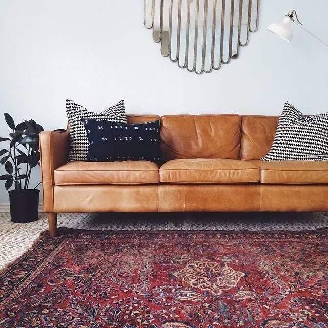 Finding The Perfect Leather Sofa, Camel Leather Sofa