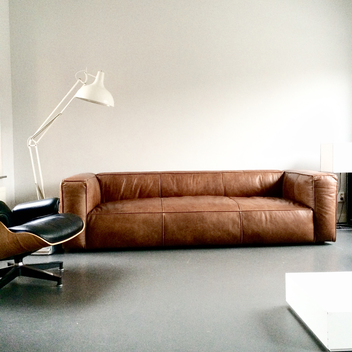 Finding The Perfect Leather Sofa Honestly Wtf