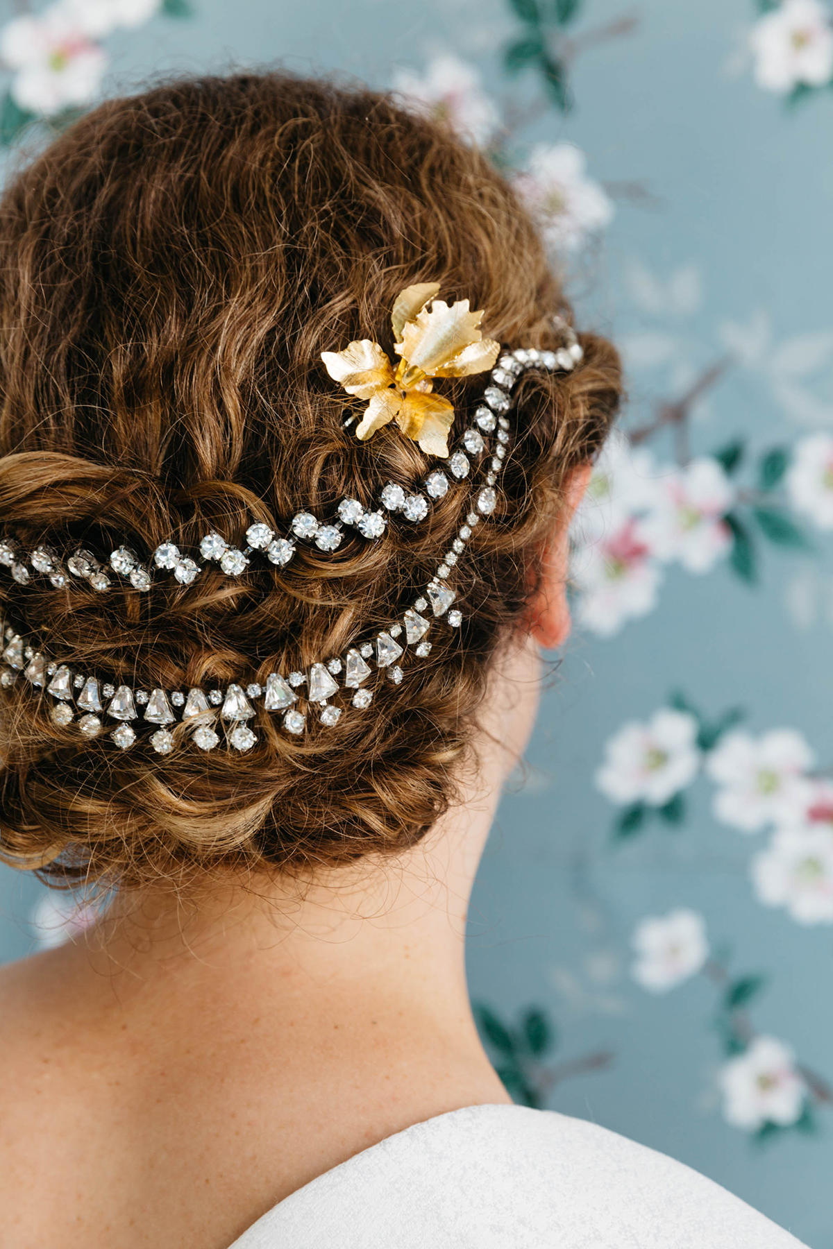 diy hair accessories with vintage jewelry – honestly wtf
