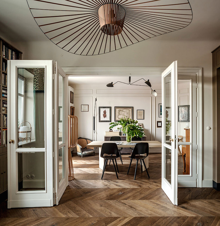 Apartement: A 1930s Polish Apartment