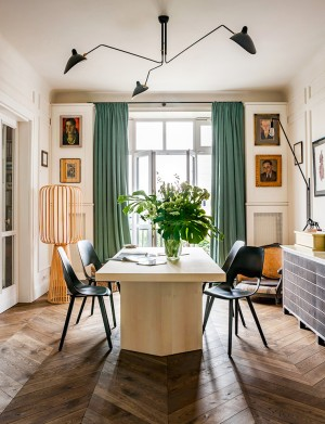 Parisian-Flair-for-Renovated-Warsaw-Apartment-by-Colombe-Design-5