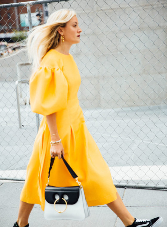 Current Color Obsession: Marigold