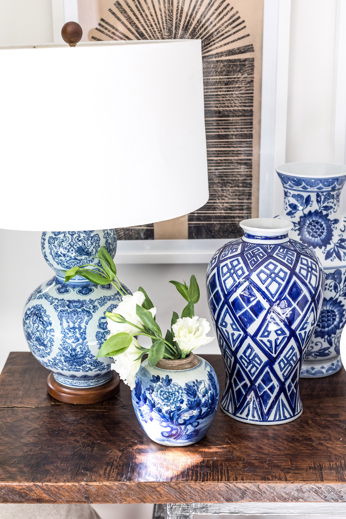 For the love of chinoiserie theyre beautiful as is or even with just one large piece of greenery especially when grouped with other vessels reviewsmspy