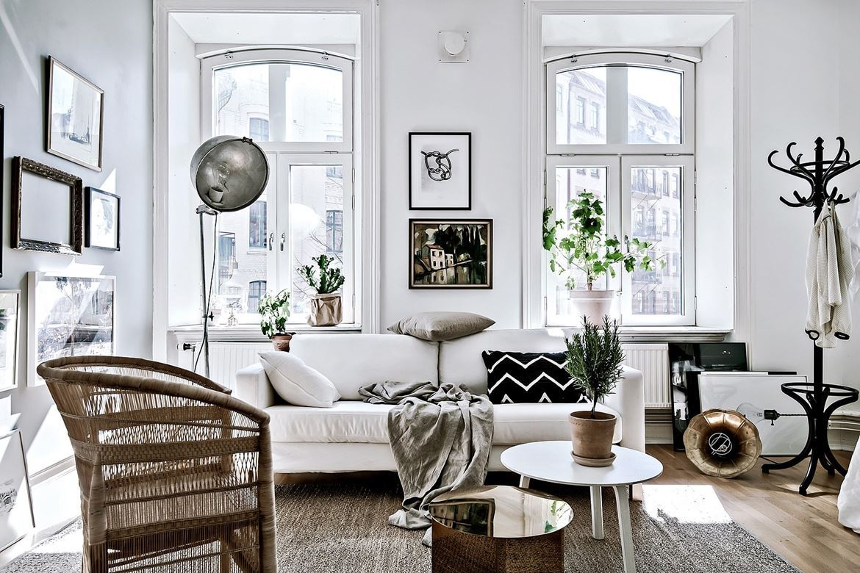 525 sq ft of charm for Decoracion de apartamentos