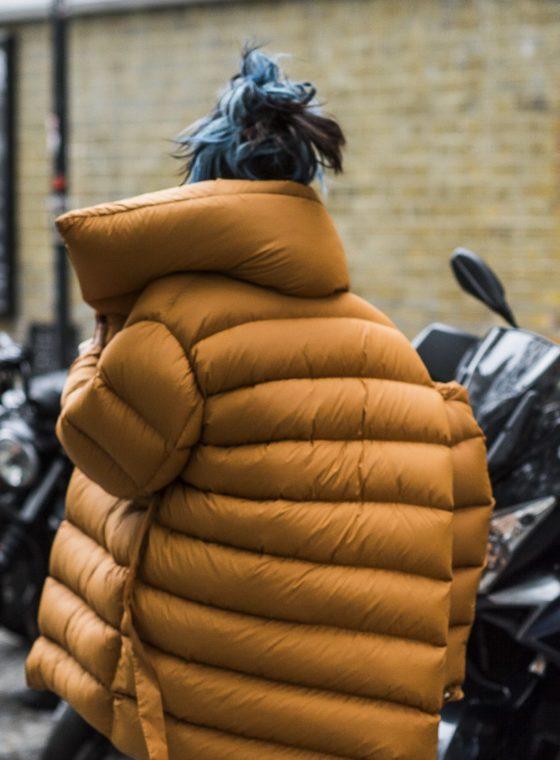 Oversized Puffer Jackets