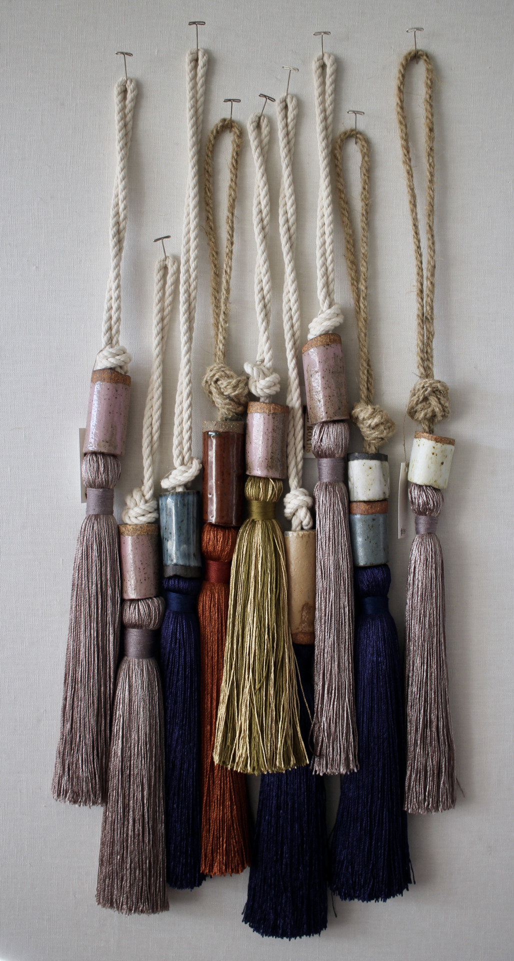 So Itu0027s Without Question That I Must Hoard All The Silk Tassels To Use As  Curtain Tie Backs, Door Tags And Even Simply Clustered To Hang Together On  A Wall.