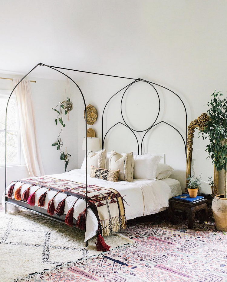 Cool So excuse me while I um off to search for a metal canopy bed frame need