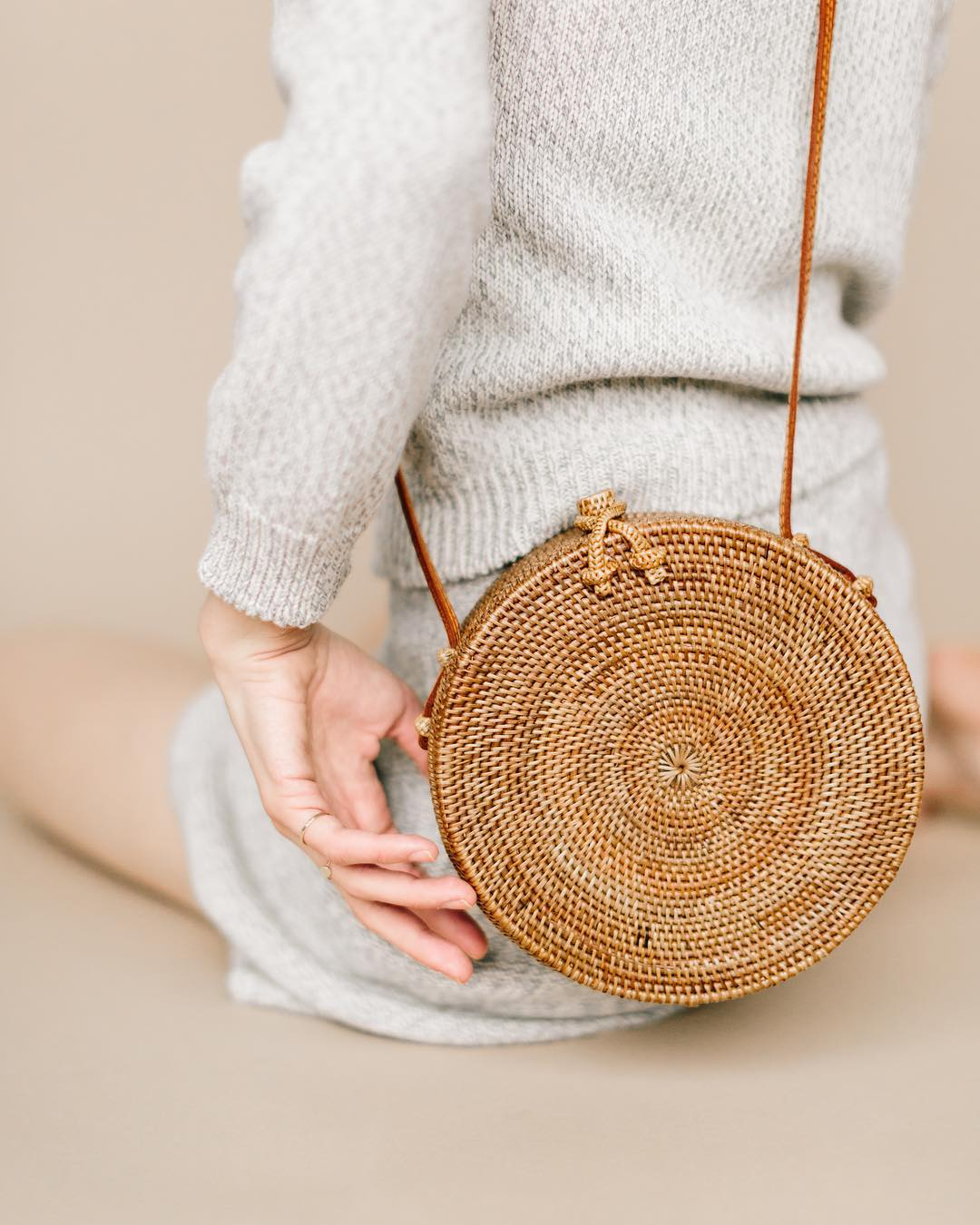 6a1a4ea2cbc2a8 (Bembien straw bags $165 – $220; images via @ashleighjparsons,  @songofstyle, @judithmarilyn_, @2ndtruth, @lucylaucht, @nicole_franzen)