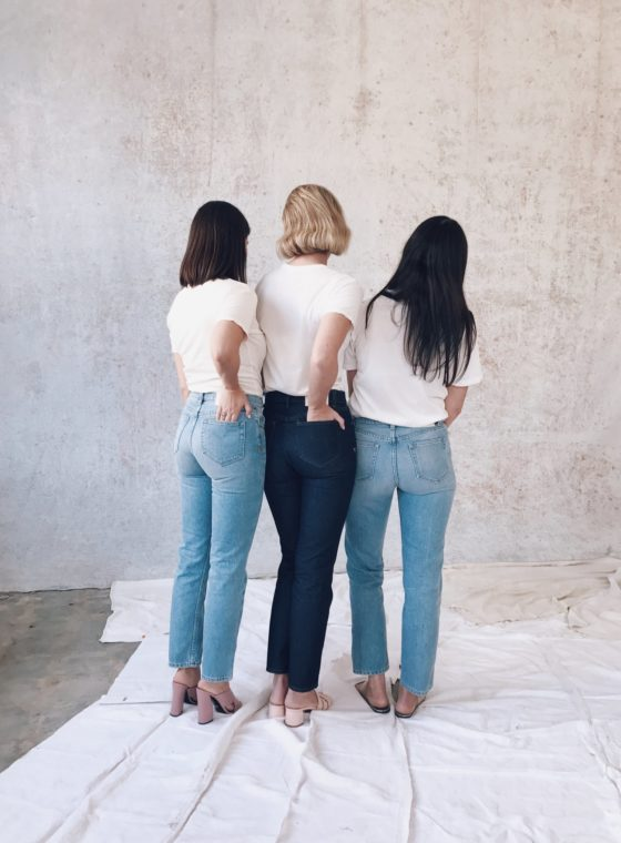 Bliss and Mischief Collector Fit Denim