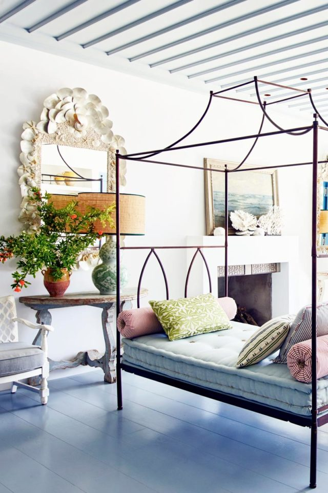 Currently Crushing On Metal Canopy Beds