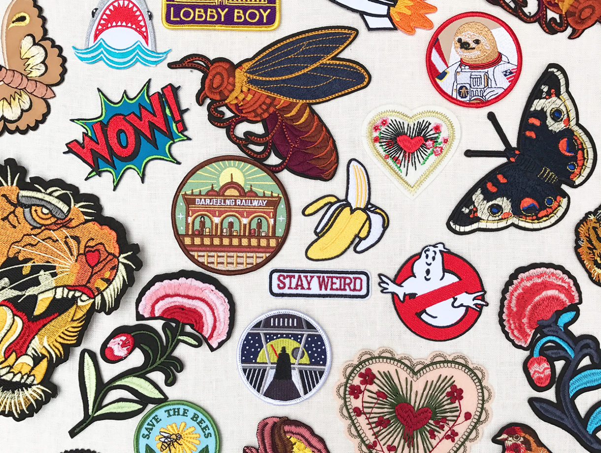 Kids Patches Diy Backpack Honestly Wtf