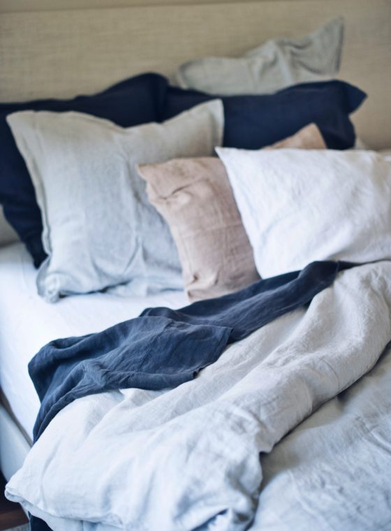 The Linen Bedding Of My Dreams