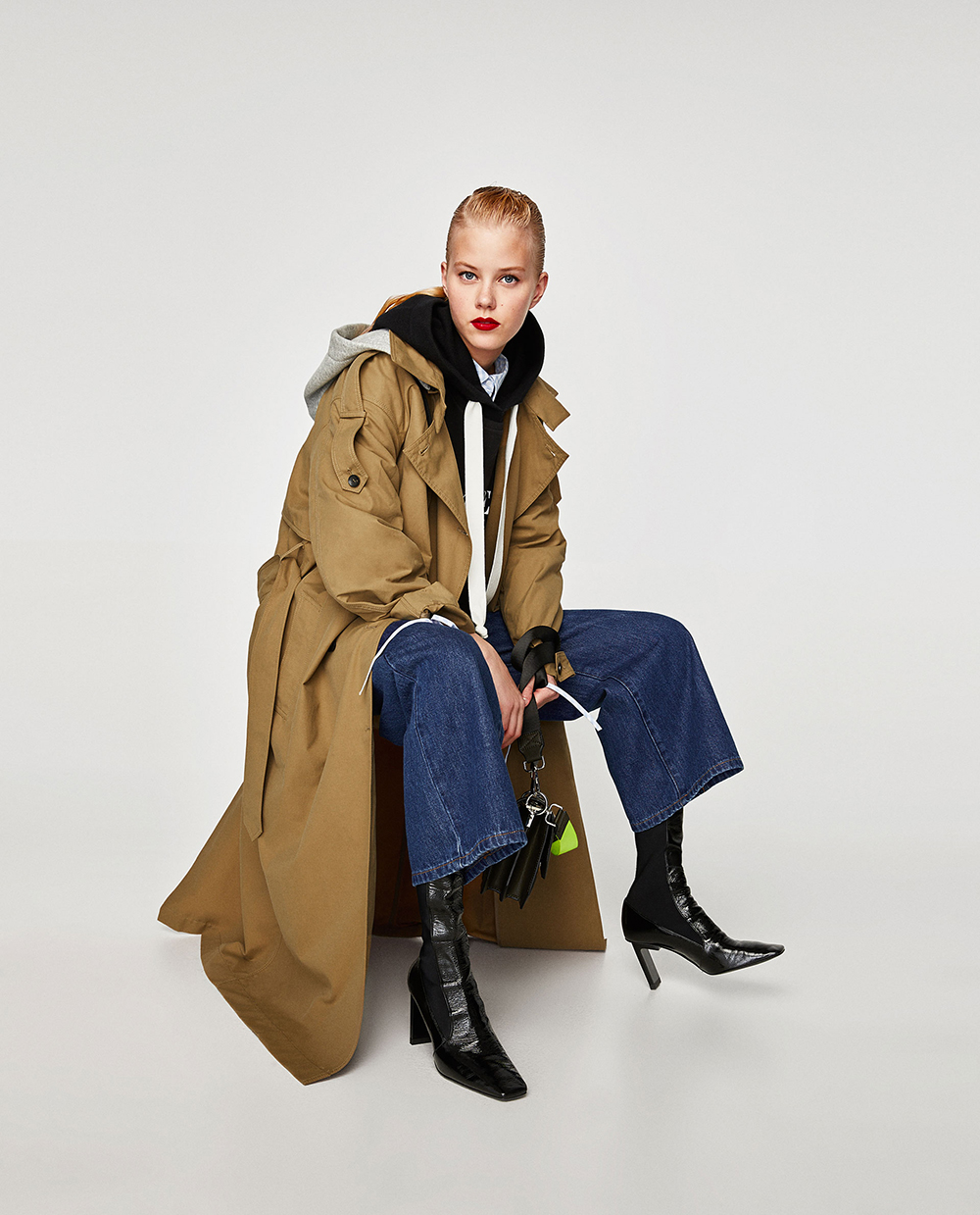 659e1dee The 10 Best Trench Coats From Zara – Honestly WTF