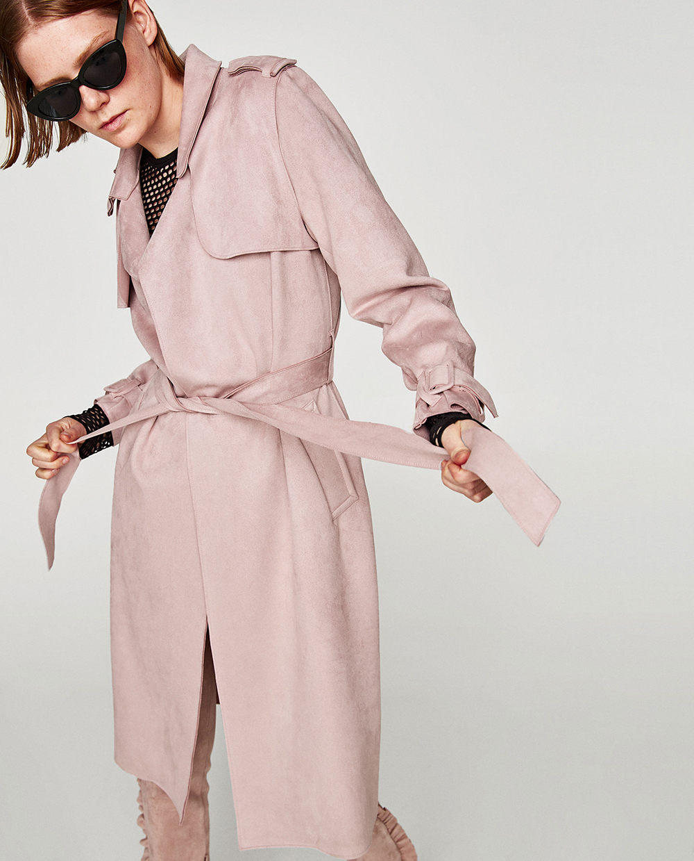 The 10 Best Trench Coats From Zara - Honestly WTF