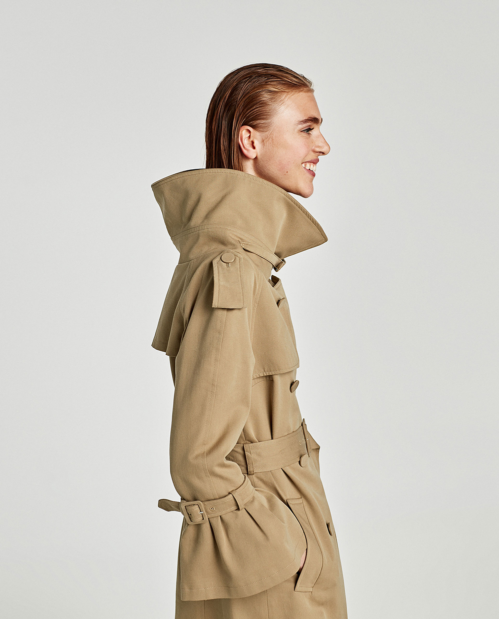 top design order best service The 10 Best Trench Coats From Zara – Honestly WTF