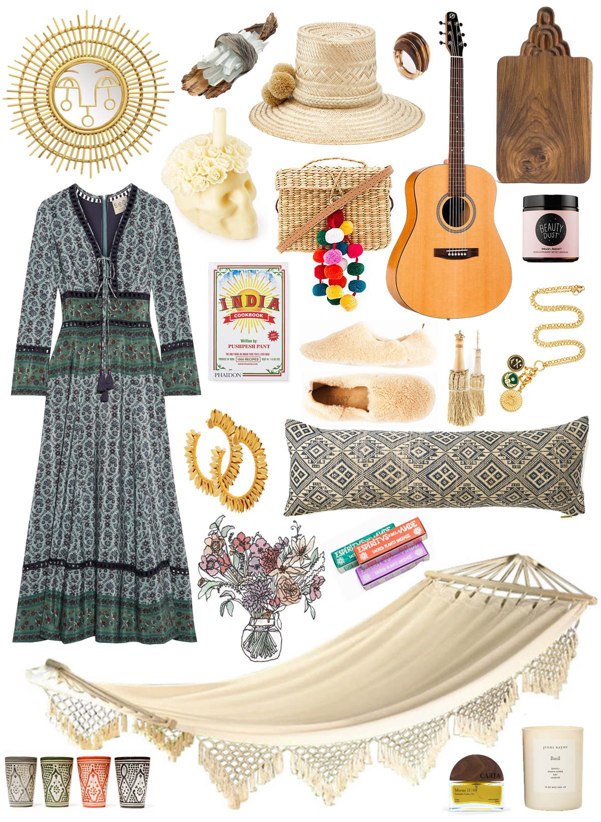 Gift Guide 2017: For The Free Spirited - Honestly WTF