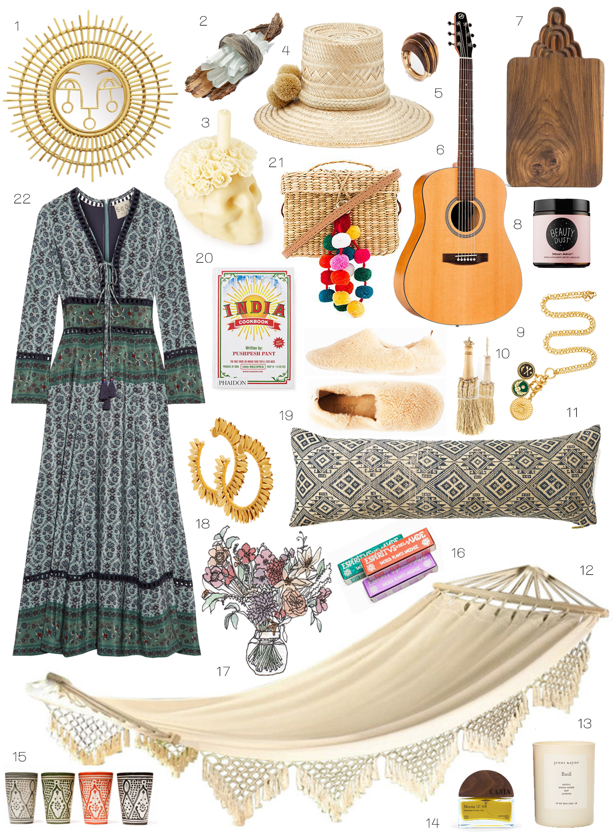 Gift Guide 2017: For The Free Spirited – Honestly WTF