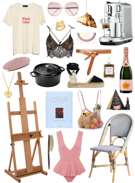 2017 Gift Guide: For The Francophile