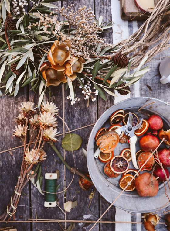 DIY Winter Wreath Workshop