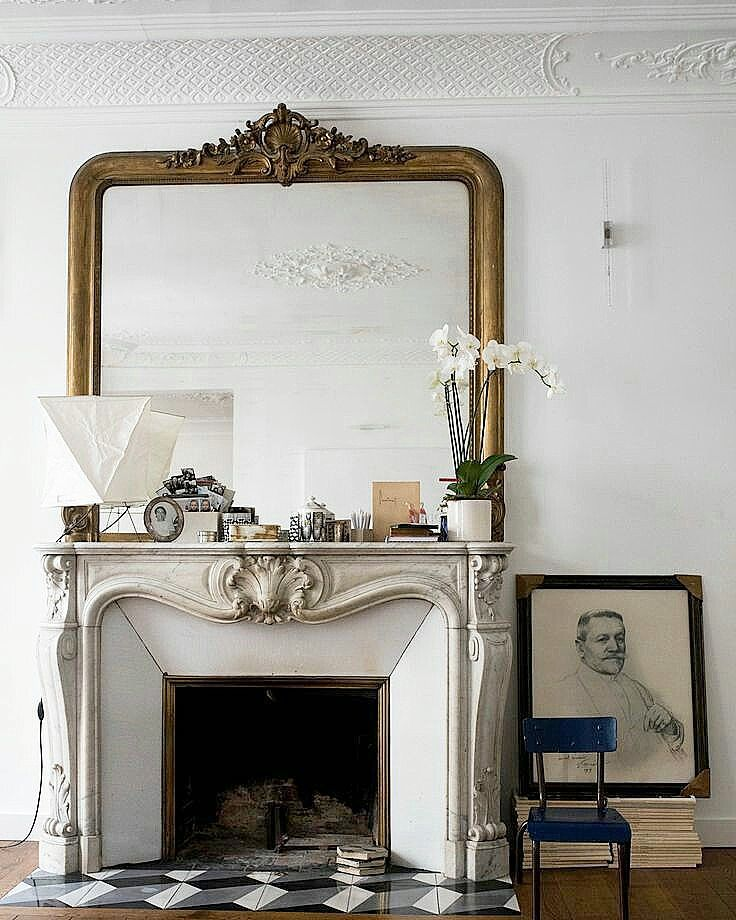 White Or Black Fireplace Mantles Honestly Wtf