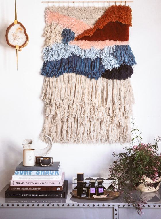 Diy Woven Wall Hanging Honestly Wtf