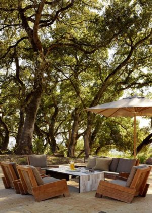 Outdoor Living in Wine Country