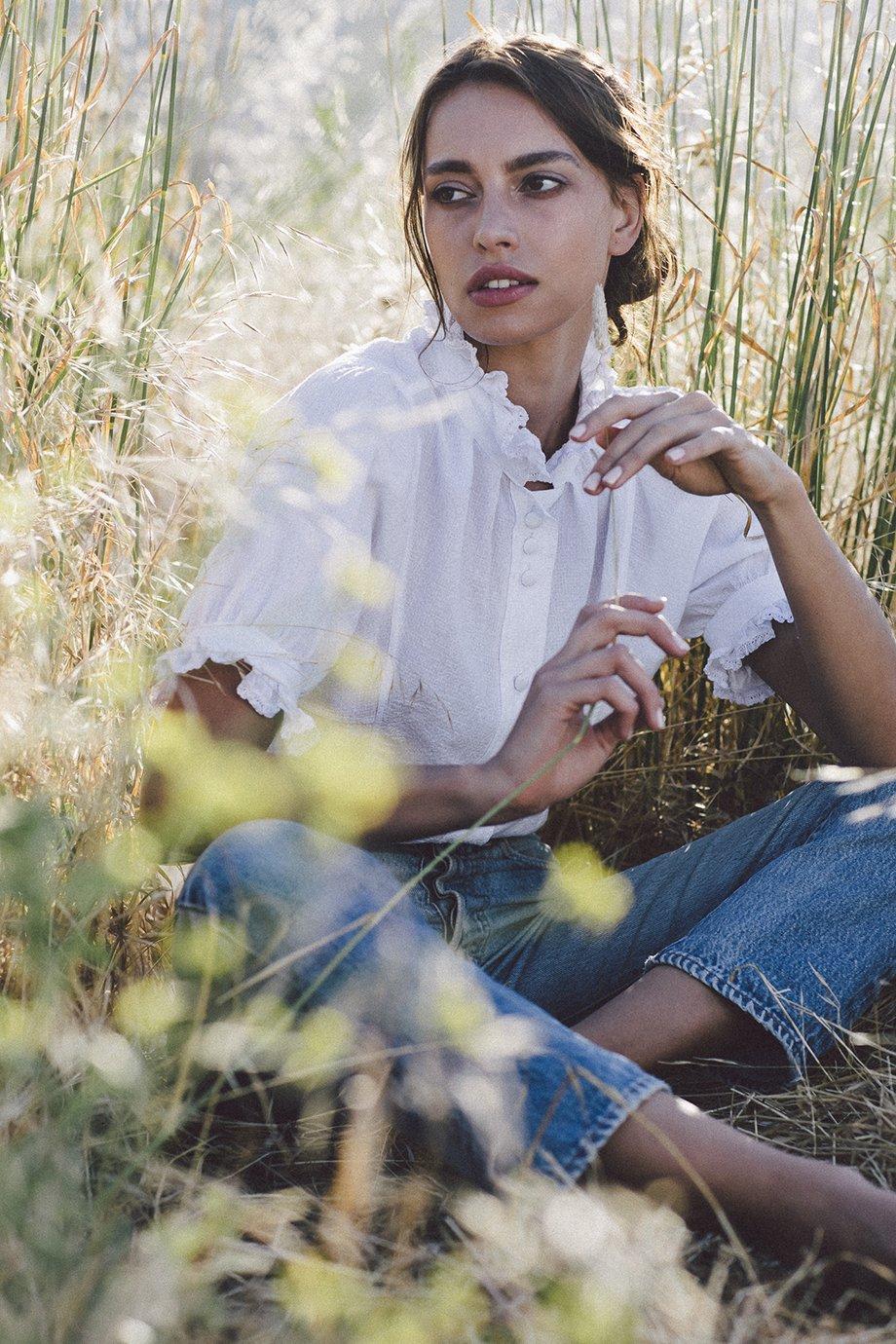 Kara Thoms shoot with Mary Gulin at the San Julien Ranch.