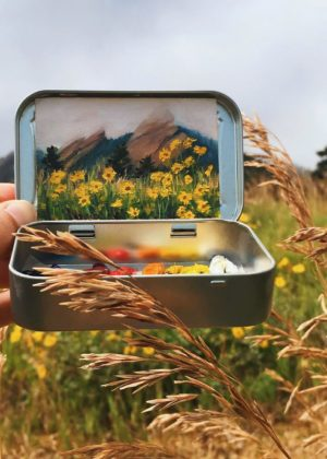 Altoids Tin Art