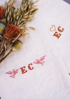 DIY Cross Stitch Embroidery