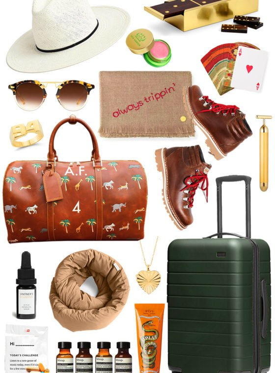 Gift Guide 2018: For The Traveler