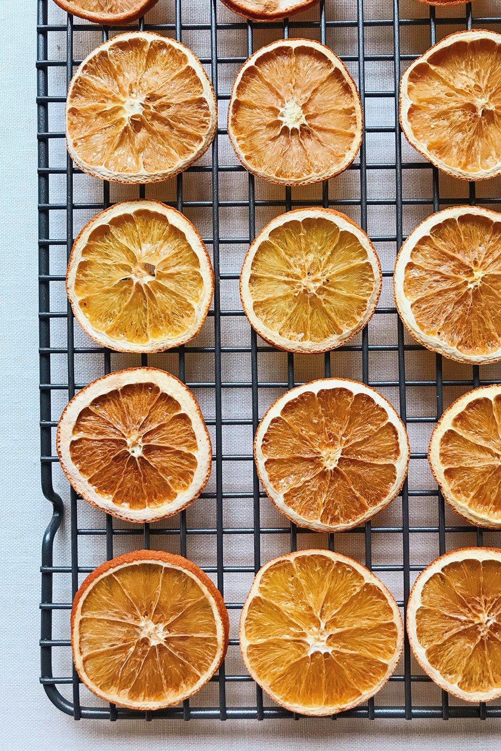 DIY Dried Citrus Garlands   Honestly WTF