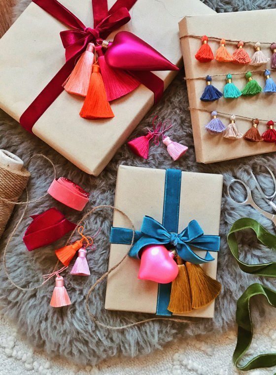 Holiday Wrapping Inspiration