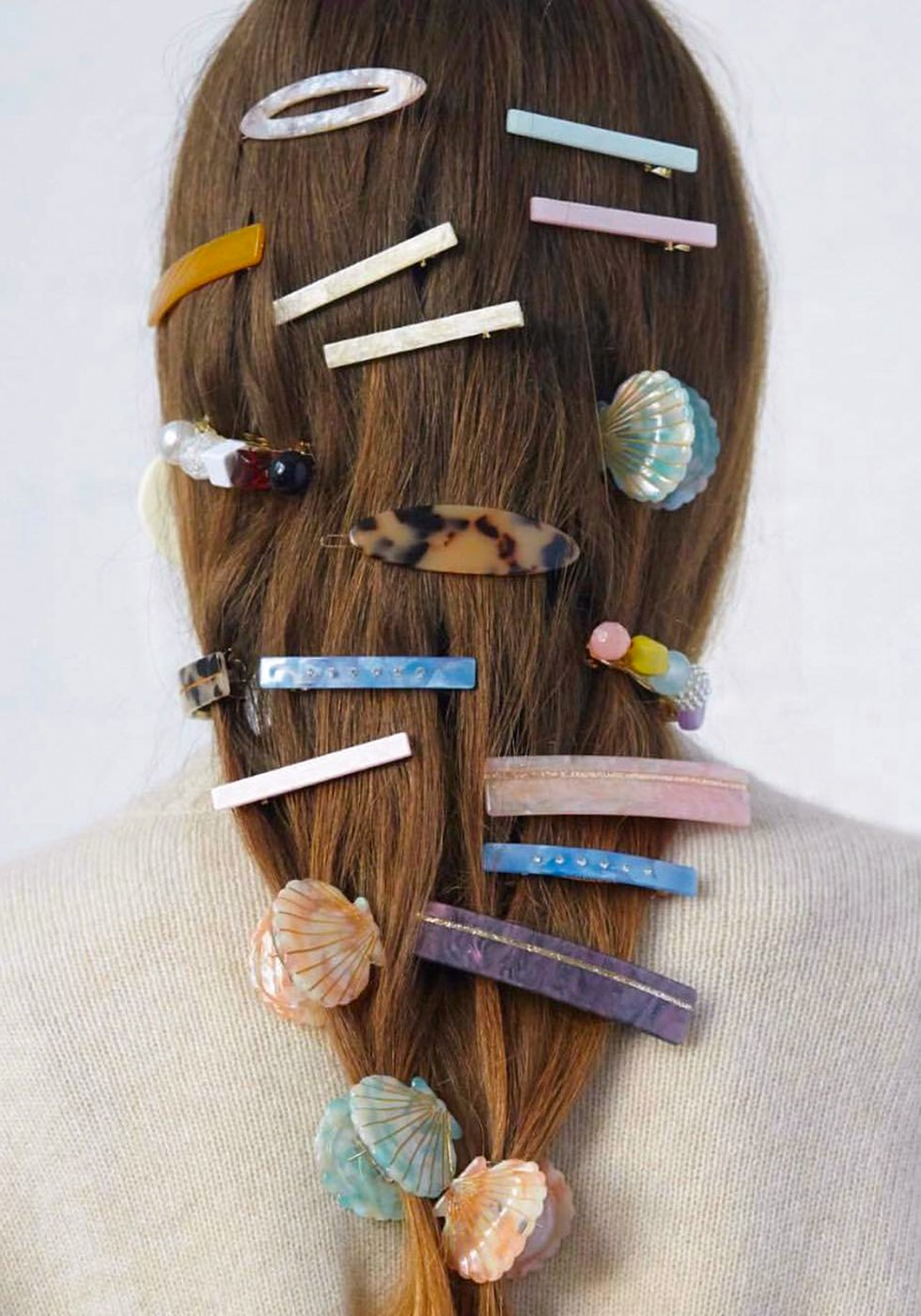 Currently Crushing On Hair Barrettes Honestly Wtf