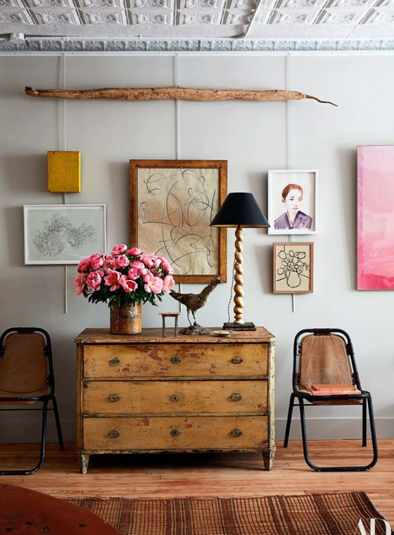 John Derian's East Village Nest