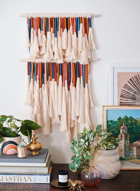 Diy Macrame Feathers Honestly Wtf