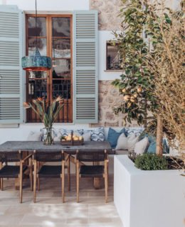Mallorca's Patiki Townhouse