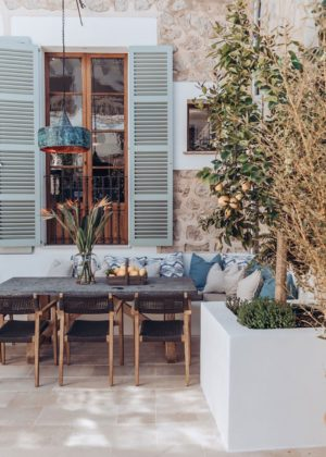 Mallorca's Patiki Townhouse