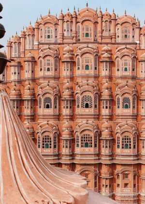 Visiting: Jaipur, India