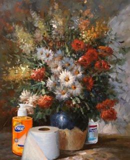 Dave Pollot's Oil on Thrift