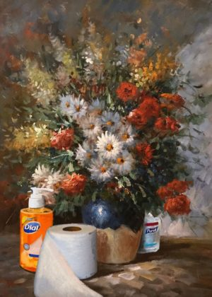 Dave Pollot's Oil on Thrift