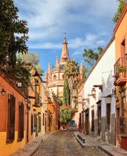 Visiting San Miguel de Allende, Mexico