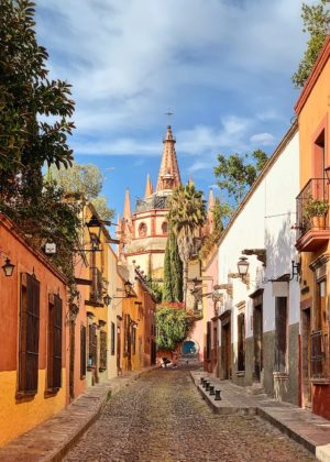 Visiting San Miguel de Allende, Mexico