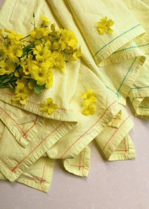 DIY Natural Sourgrass Dye