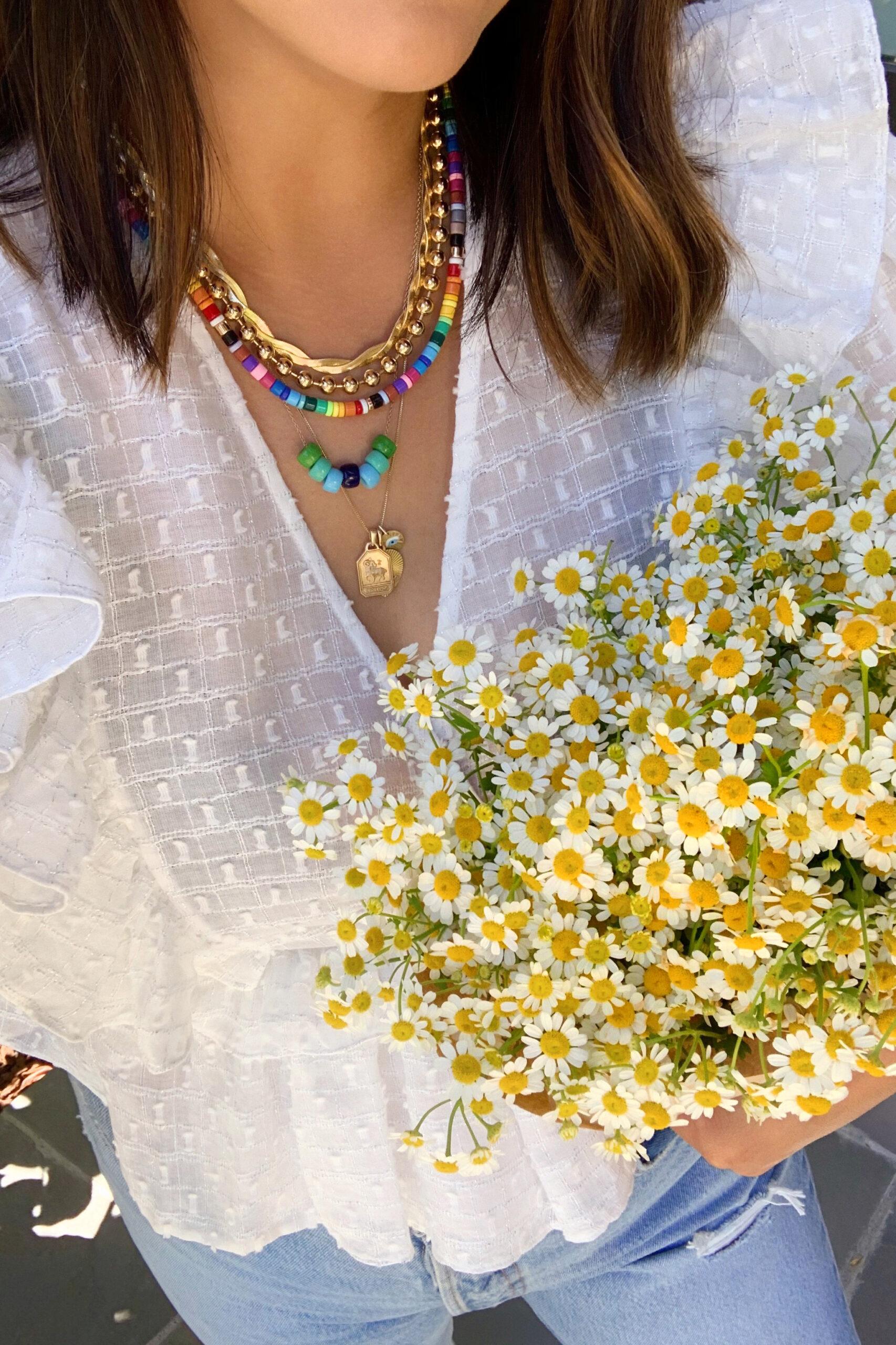 DIY Enamel Tube Necklace – Honestly WTF